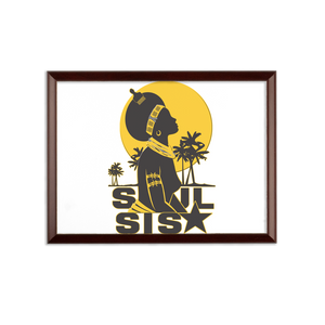 Soul Sis☆ Sublimation Wall Plaque