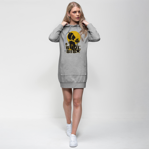 Soul Sis☆ Premium Adult Hoodie Dress