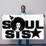 soulsista2 Sublimation Flag