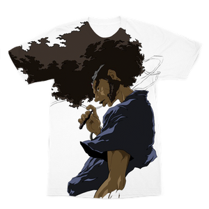 Afro6 Premium Sublimation Adult T-Shirt