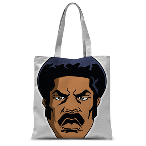 BlkD Classic Sublimation Tote Bag