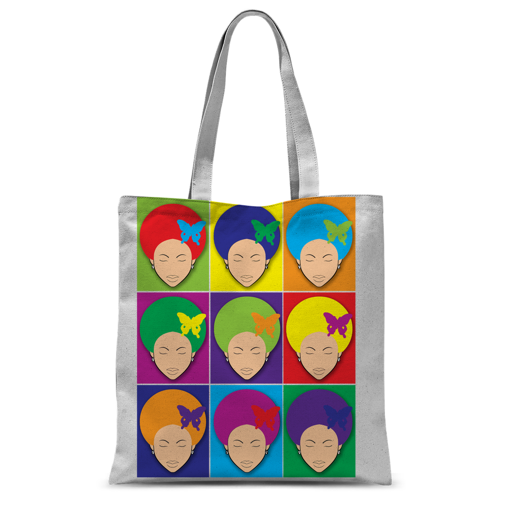 souldiva7 Classic Sublimation Tote Bag