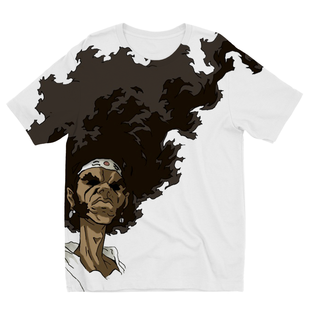Afro7 Sublimation Kids T-Shirt