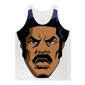 BlkD Classic Sublimation Adult Tank Top