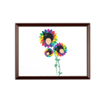 floer Sublimation Wall Plaque