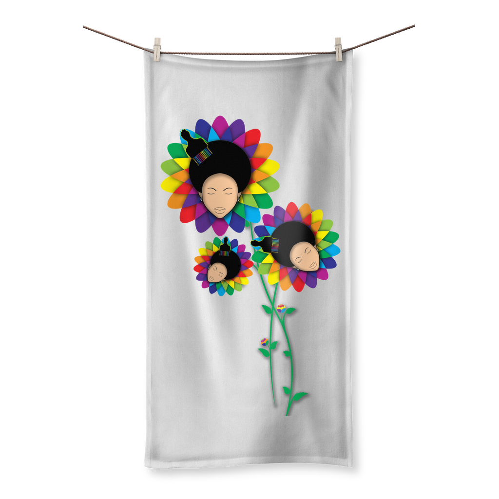floer Sublimation All Over Towel