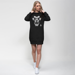 King W Premium Adult Hoodie Dress