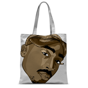 pac Classic Sublimation Tote Bag