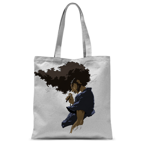Afro6 Classic Sublimation Tote Bag
