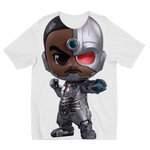 CYBRG Sublimation Kids T-Shirt