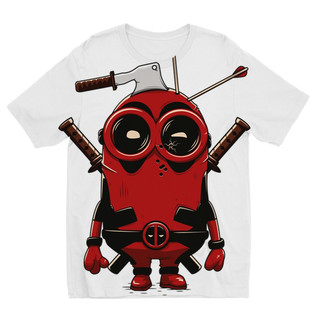 MnDP Sublimation Kids T-Shirt