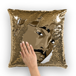 pac Sequin Cushion Cover