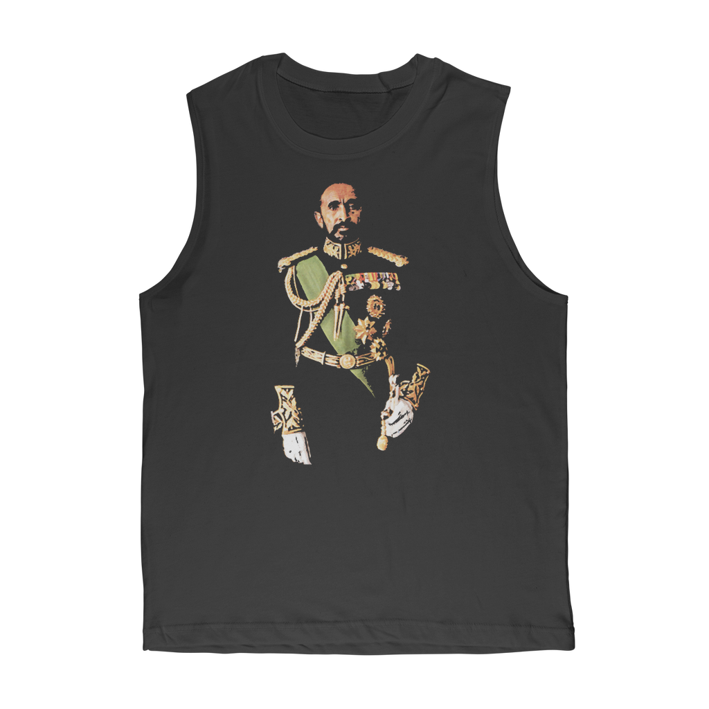Selassie1 Premium Adult Muscle Top