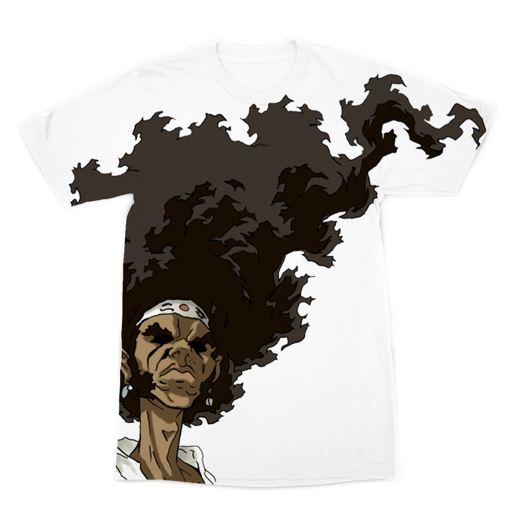 Afro7 Premium Sublimation Adult T-Shirt