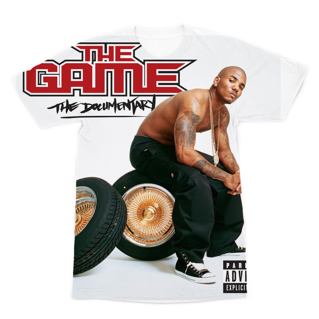 game Premium Sublimation Adult T-Shirt