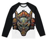 Kilmonger Sublimation Baseball Long Sleeve T-Shirt