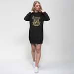 zimstarzgoldie Premium Adult Hoodie Dress