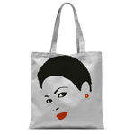 Afro23F Classic Sublimation Tote Bag