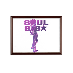 Soul Sis★4 Sublimation Wall Plaque