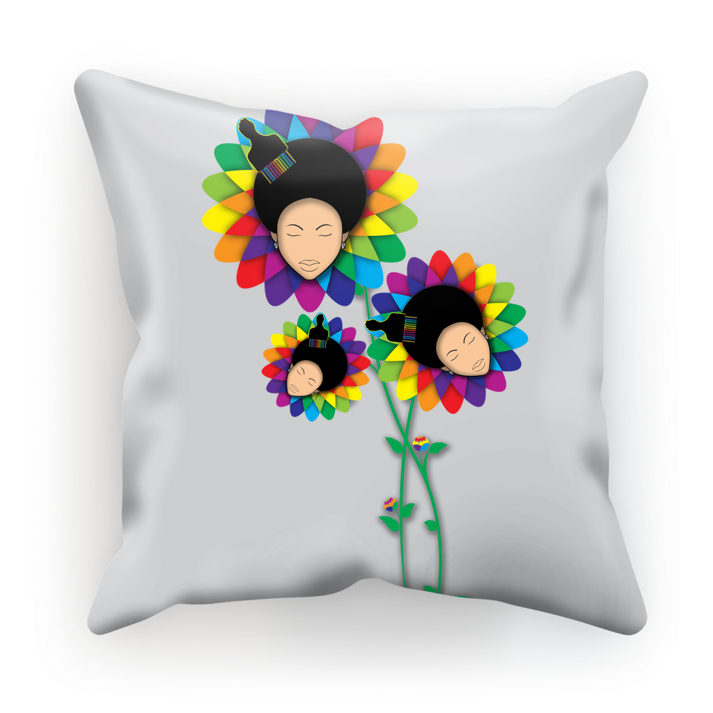 floer Sublimation Cushion Cover