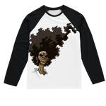 Afro7 Sublimation Baseball Long Sleeve T-Shirt