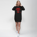 King R Premium Adult Hoodie Dress