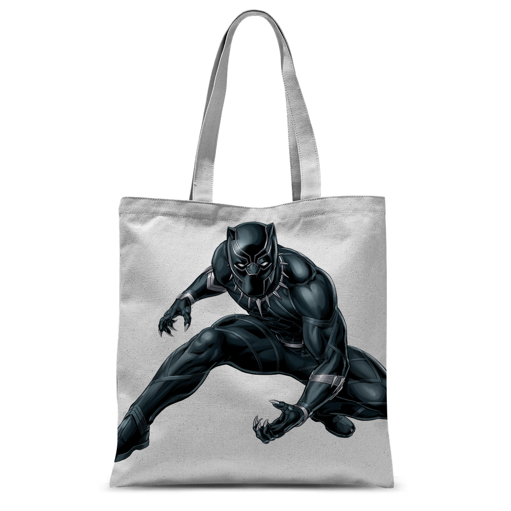 BLKPNTHR Classic Sublimation Tote Bag