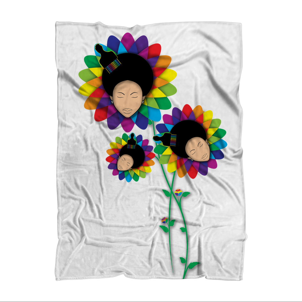 floer Premium Sublimation Adult Blanket