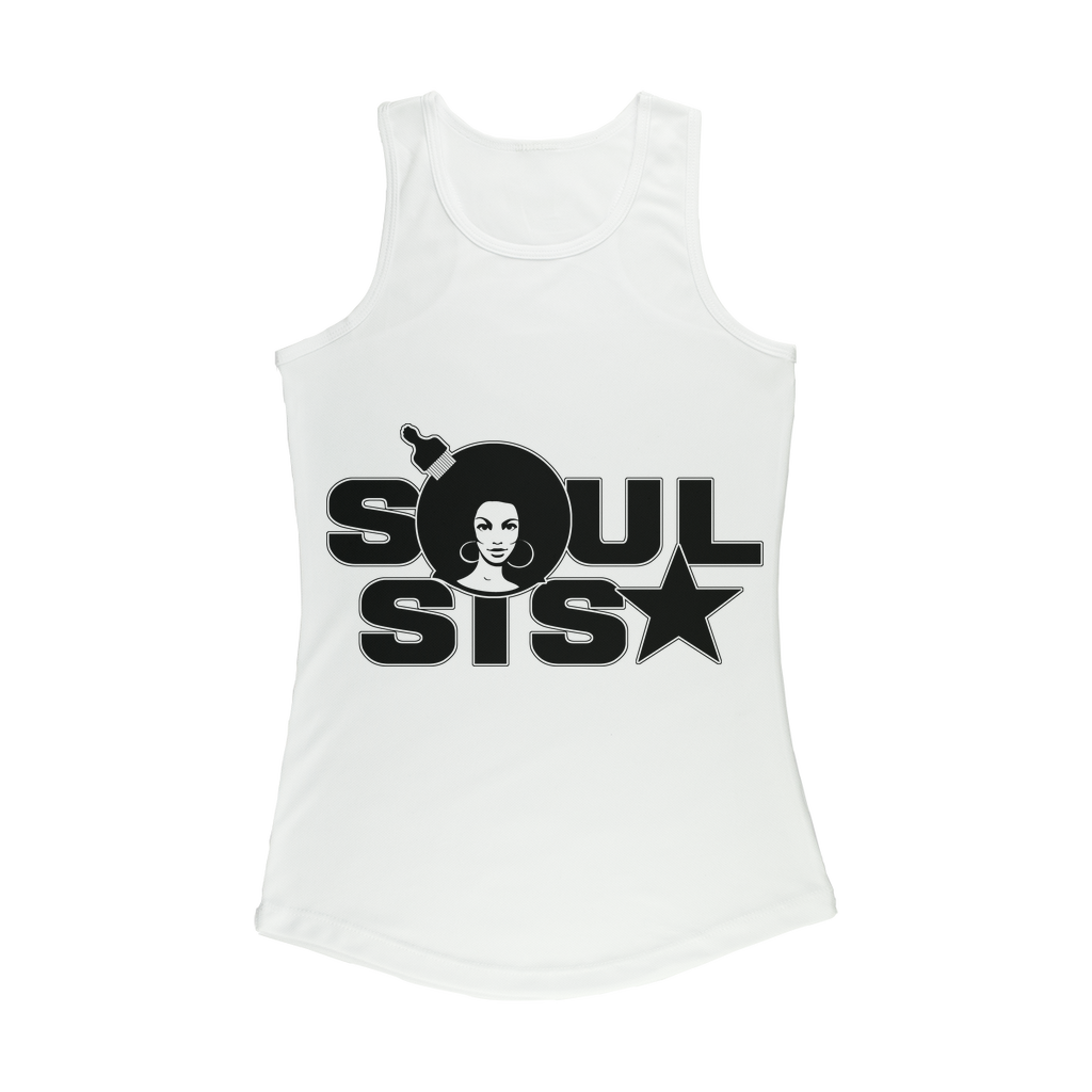 soulsista2 Women Performance Tank Top