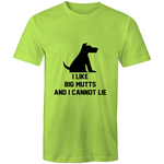 I Like Big Mutts And I Cannot Lie - Men's T-Shirt