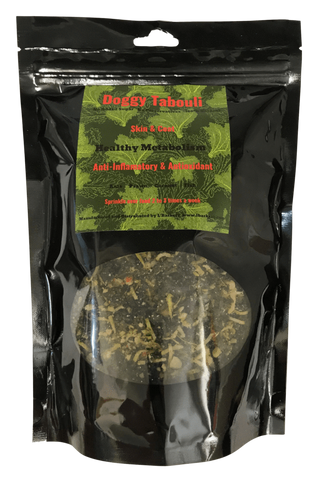 L'Barkery Doggie Tabooli 280g Pack-L'Barkery-Bad Wolf Boutique
