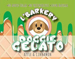 L'Barkery Doggie Gelato - Apple and Cinnamon Flavour - All Pack Sizes-L'Barkery-Bad Wolf Boutique