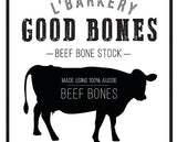 L'Barkery Beef Bone Broth - Powered-L'Barkery-Bad Wolf Boutique
