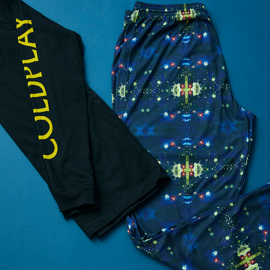 COLDPLAY LOUNGE PANTS