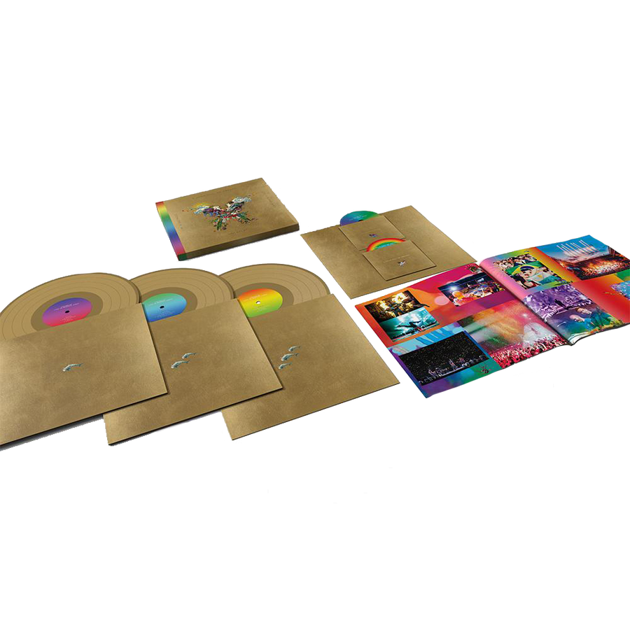 THE BUTTERFLY PACKAGE VINYL EDITION - (3LP/2DVD)