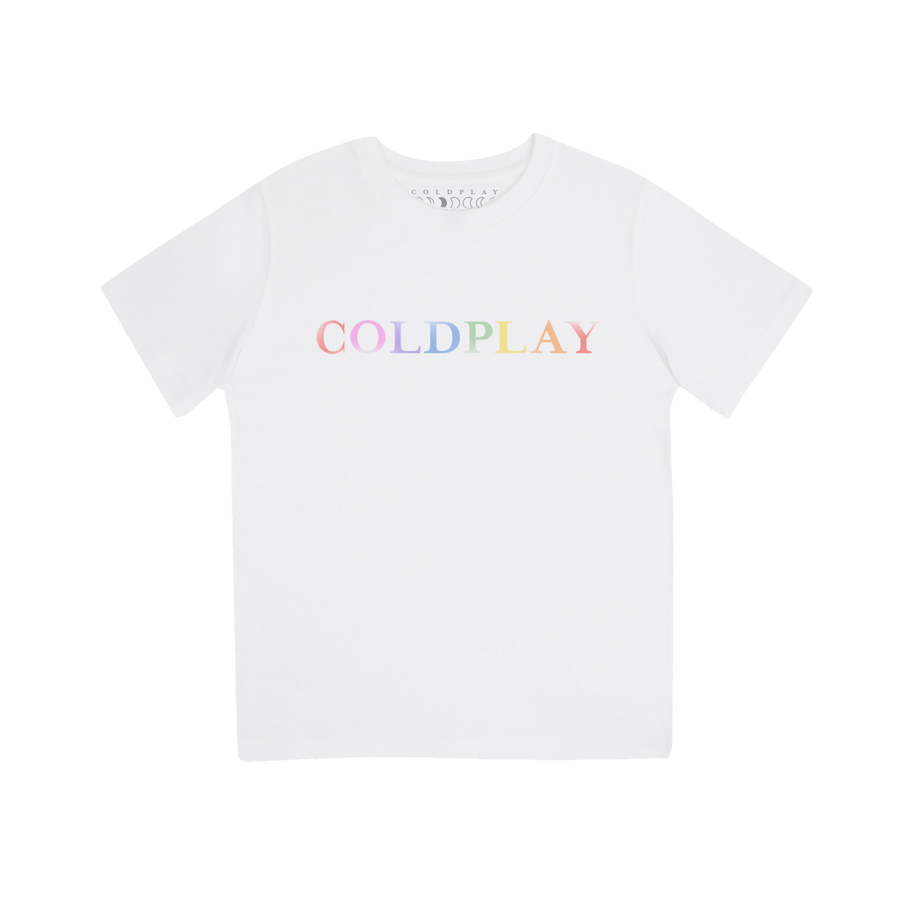 COLOUR CHANGE LOGO KIDS' TEE