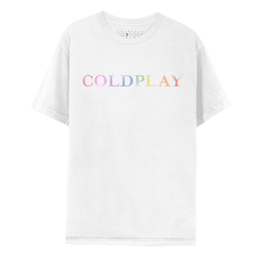 COLOUR CHANGE LOGO TEE