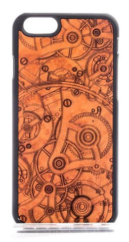 Wooden Mechanism Design Phone Case
