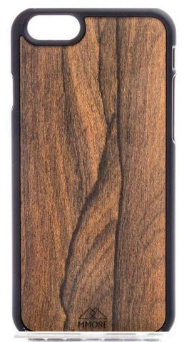 Wooden Ziricote Design Phone Case