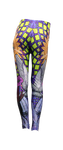 Leggings - Flame - Fractal Spirit