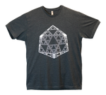 Shirt (Screen Print) - Logo Shirt - Fractal Spirit