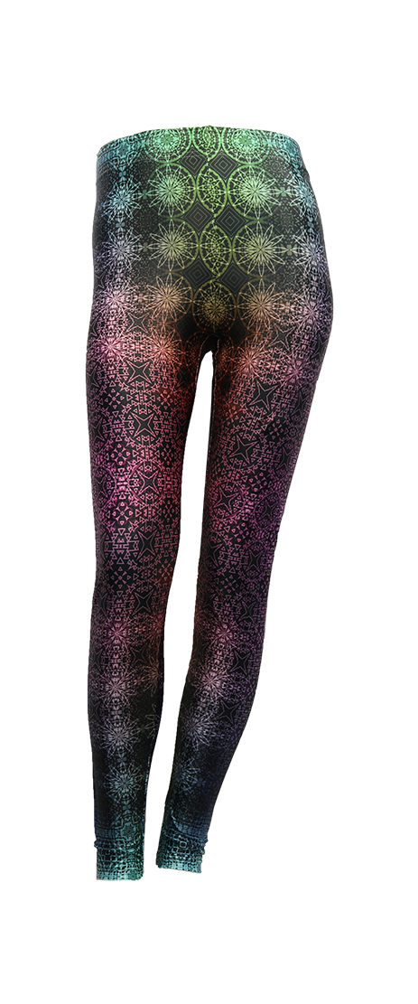 Leggings - Tessellation - Fractal Spirit