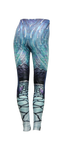 Leggings - Shadows - Fractal Spirit