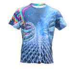 Shirt (Sublimation) - Spectrum Mining Facility - Fractal Spirit