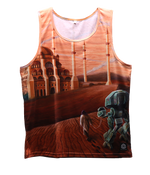 Tank Top - Pilgrimage - Fractal Spirit