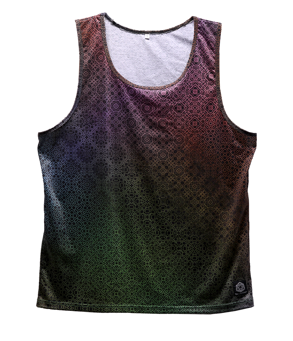 Tank Top - Tessellation - Fractal Spirit