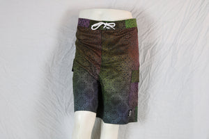Board Shorts - Tessellation