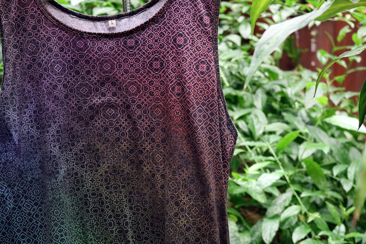 Tank Top - Tessellation