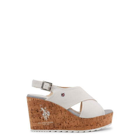Women U.S. Polo - FEDRA4099S8_C1 Wedges