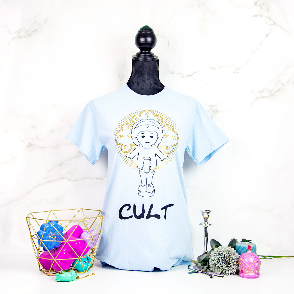 "Polly Pocket ""CULT"" T-shirt - MadModesty"